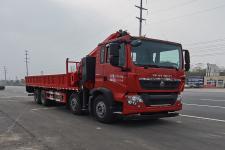 江汇威牌JWD5315JSQZ6型随车起重运输车