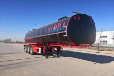 力生牌HLS9402GPG型普通液体运输半挂车图片