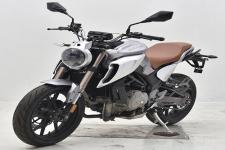 森科牌SK400-K型两轮摩托车图片