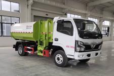 程力牌CL5071ZZZ6GH型自装卸式垃圾车
