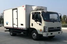 程力威牌CLW5041XLCB6型冷藏車
