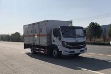 国六东风5米/5.2米杂项危险物品厢式运输车