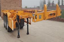 恒廉牌SJS9401TJZ型集装箱运输半挂车