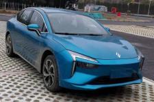 羿驰牌JX7001ERCBEV型纯电动轿车