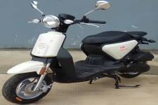 金狮牌JS125T-13D型两轮摩托车图片