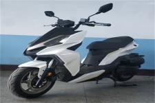 国美牌GM50QT-51D型两轮轻便摩托车图片