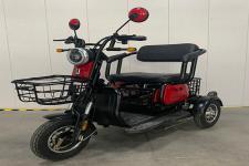 五羊牌WY500DQZ型电动正三轮轻便摩托车图片
