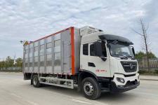 斯太隆牌HZH5180CCQD5型畜禽运输车图片