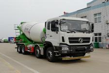 楚胜牌CSC5318GJBDFVNG6型混凝土搅拌运输车