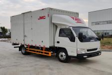 江铃牌JX5041XXYTGA2BEV型纯电动厢式运输车图片