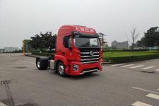 红岩牌CQ4187ED10361型半挂牵引汽车图片