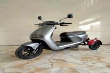 豪晨牌HC1200DQZ型电动正三轮轻便摩托车图片