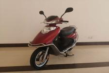 豪进牌HJ110T-A型两轮摩托车图片