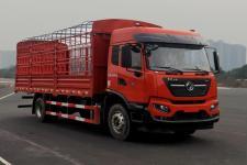 东风牌DFH5180CCYE15型仓栅式运输车图片