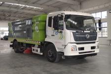 国六程力重工牌CLH5180TXSD6型洗扫车