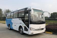 海格牌KLQ6829ZGEVN2型纯电动城市客车图片