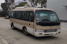 晶马牌JMV6601BEV1型纯电动客车图片