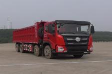 华神牌DFD3318GL6D31型自卸汽车