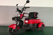 金彭牌JP500DQZ-6型电动正三轮轻便摩托车图片