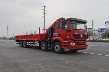 江汇威牌JWD5318JSQS6型随车起重运输车