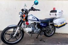 宗申牌ZS150J-3型两轮摩托车图片