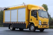 丰霸牌STD5080XGCQL6型工程车图片