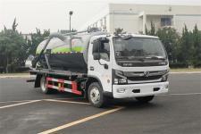 东风牌DFZ5125GXW8CDC型吸污车图片