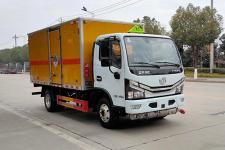 国六东风多利卡4.1米杂项危险物品厢式运输车