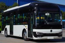 金旅牌XML6105JEVY0CA型纯电动城市客车图片