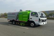 程力牌CL5070TXS6QZ型洗扫车
