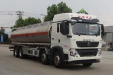 天威缘牌TWY5321GYYZ6L型铝合金运油车