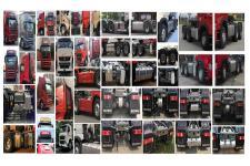 豪沃牌ZZ4257V324HE1H型牵引汽车图片