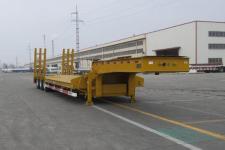 通华12.5米30.5吨3轴低平板半挂车(THT9401TDPA)
