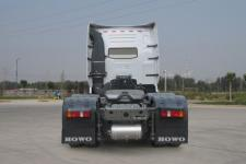 豪沃牌ZZ4257V26FHE1B型牵引汽车图片