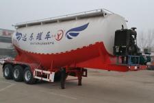 劲越8.6米33.1吨3轴下灰半挂车(LYD9403GXH)