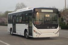 8米中通LCK6809EVG3D6纯电动城市客车