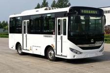6.6米中通LCK6669EVGB纯电动城市客车