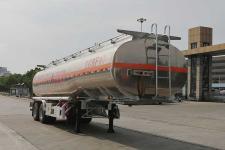 楚胜10.4米29.8吨2轴铝合金运油半挂车(CSC9352GYYLE)