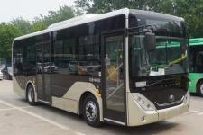 8.5米|14-29座宇通纯电动城市客车(ZK6856BEVG4)