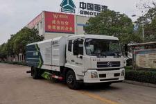 华威驰乐牌SGZ5189TSLDF6型扫路车