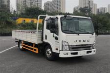骐铃单桥货车150马力1735吨(JML1042CD6)