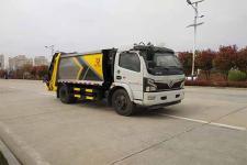 凯力风牌KLF5120ZYSE6型压缩式垃圾车报价