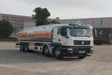 专威牌HTW5321GYYLZC型铝合金运油车