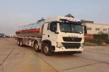 專威牌HTW5327GYYLZZQ型鋁合金運油車