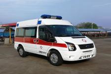 聚尘王牌HNY5040XJHJYC6型救护车