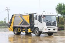 凯力风牌KLF5181ZYSD6型压缩式垃圾车