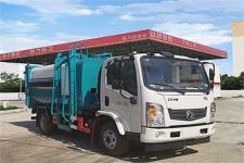 程力威牌CLW5121ZZZ6SL型自装卸式垃圾车