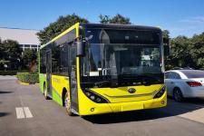 8.1米|24-26座宇通纯电动城市客车(ZK6816BEVG2K)