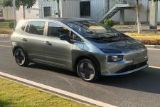 埃安牌GAM7000BEVD0H型纯电动轿车