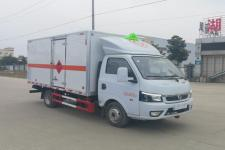 国六东风途逸2.6米/3.1米/3.4米/3.6米易燃气体厢式运输车